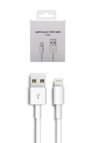 Lopard Usb Şarj Kablosu Apple Iphone 6s Plus Şarj Kablo Data 1 Metre