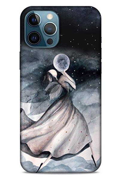 Lopard Y.liva-2020 (diriliş) Apple Iphone 12 Pro Max Kılıf Silikon Kapak Desenli