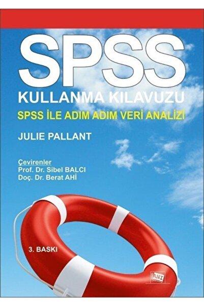Anı Yayıncılık Spss Kullanma Kılavuzu & Spss Ile Adım Adım Veri Analizi