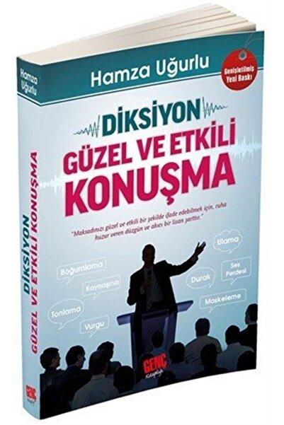 Erkam Yayınları Diksiyon Güzel Ve Etkili Konuşma
