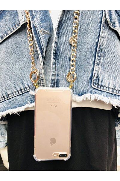 HEYO COVER Iphone 11 Zincir Askılı Telefon Kılıfı