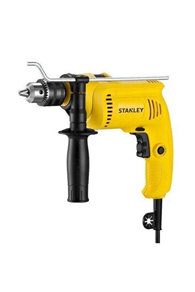 Stanley 600w 13mm Darbeli Matkap