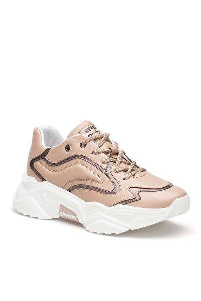 DARK SEER Kadın Taba Sneaker