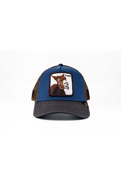 Goorin Bros Unisex Mavi Dumbass Standart Şapka 101-0051