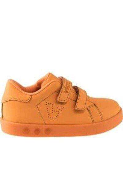 Vicco Bebek Unisex Turuncu Oyo Işıklı Spor Ayakkabı