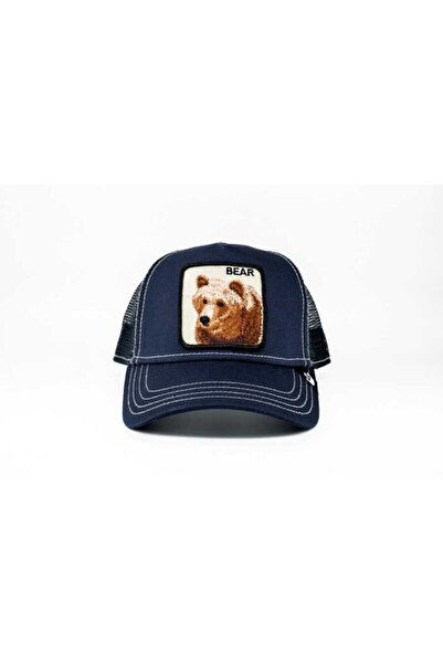 Goorin Bros Unisex Lacivert Standart Şapka 101-0566