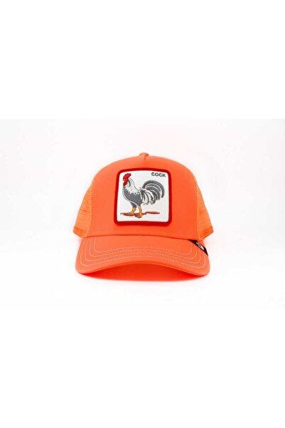 Goorin Bros Unisex Turuncu Standart Şapka