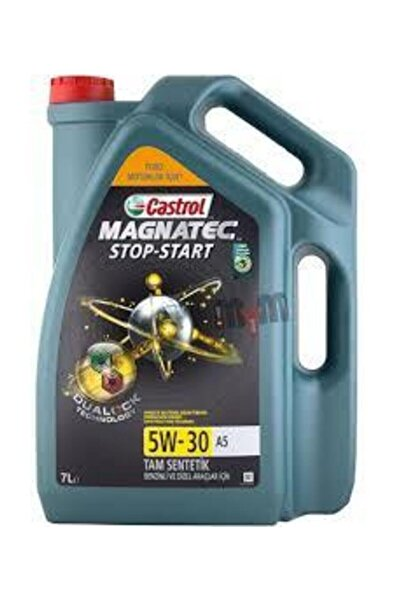 CASTROL Magnatec Stop-start 5w-30 A5 7 lt 2020 Tarihli Wss-m2c913-c Wss-m2c913-d