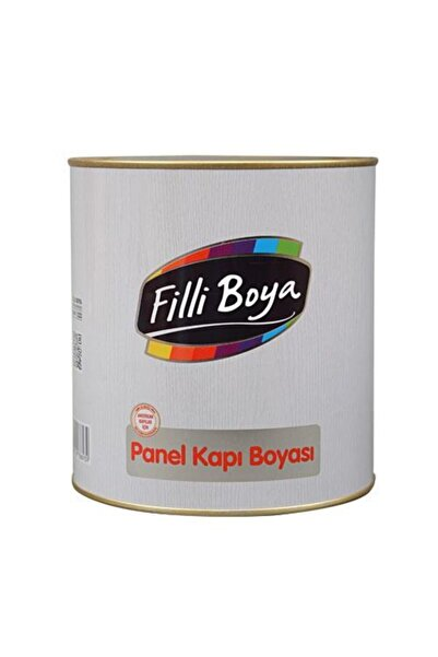 Filli Boya Sütlü Kahve Su Bazlı Yarı Mat Panel Kapı Boyası 5 lt