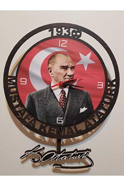 Hayal Dünyası Sallanır Sarkaçlı M.kemal Atatürk Saat