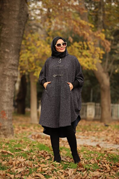 Ottoman Abaya Kadın  Panço