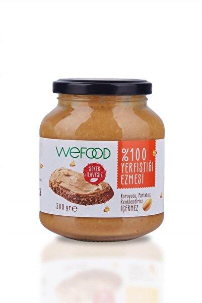Wefood %100 Yer Fıstığı Ezmesi 300 Gr