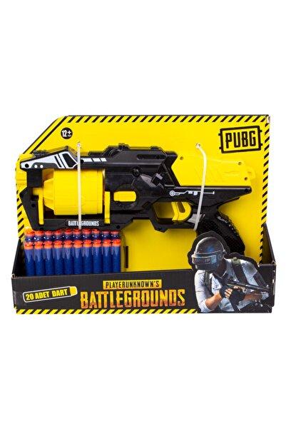 İMEBUY Pubg Strike Revolver Dart Fırlatıcı