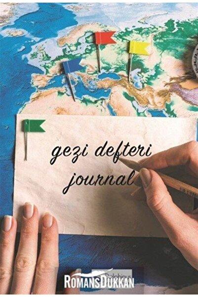 Delphinus Yayıncılık Gezi Defteri-journal