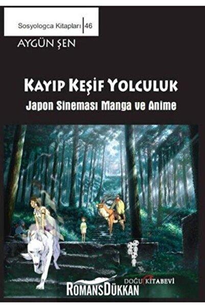 Doğu Kitabevi Keşif Yolculuk - Japon Sineması Manga ve Anime