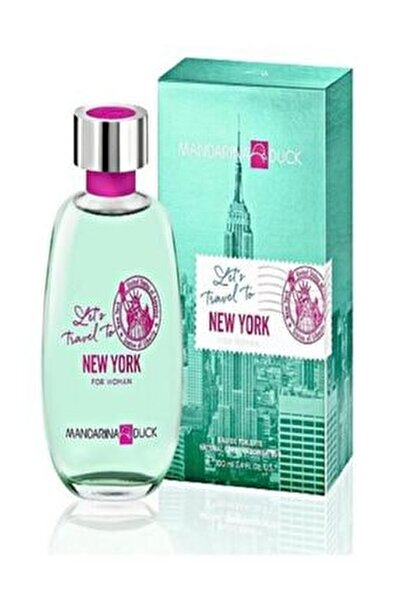 Lets Travel To Ny Bayan Edt 100 Ml