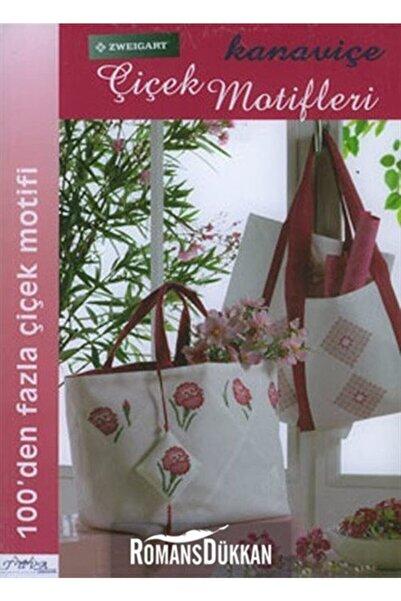 Tuva Yayıncılık Kanaviçe Çiçek Motifleri & 100'den Fazla Çiçek Motifi