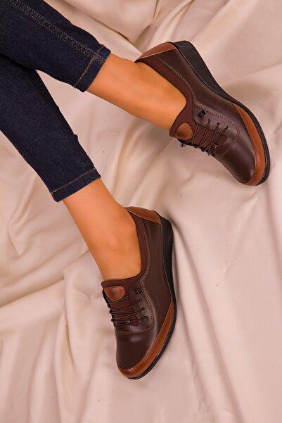 SOHO Kahve Kadın Casual Ayakkabı 15709