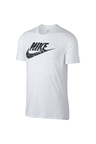 Nike Nıke M Nsw Tee Camo Pack 2 Erkek Tişört Aj6633-100