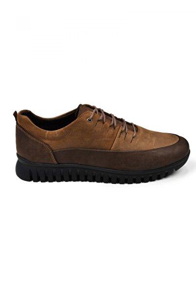 DeepSEA Erkek Haki Deri Ayakkabı 2104481