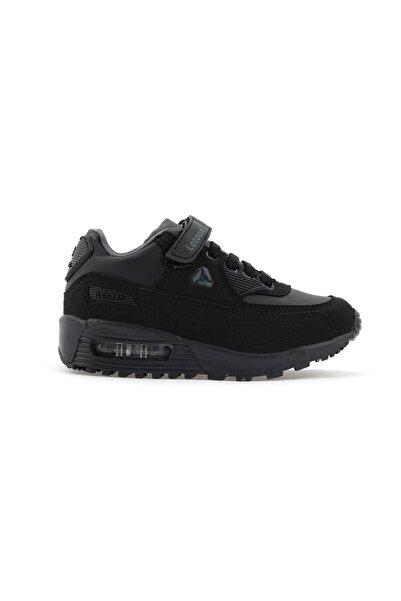 LETOON Siyah B Airmax Spor Ayakkabı