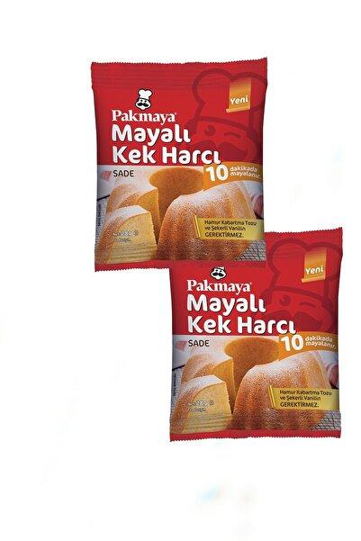 Pakmaya Ikram Hazır - Mayalı Kek Harcı Sade (28 G. X 2 Paket)