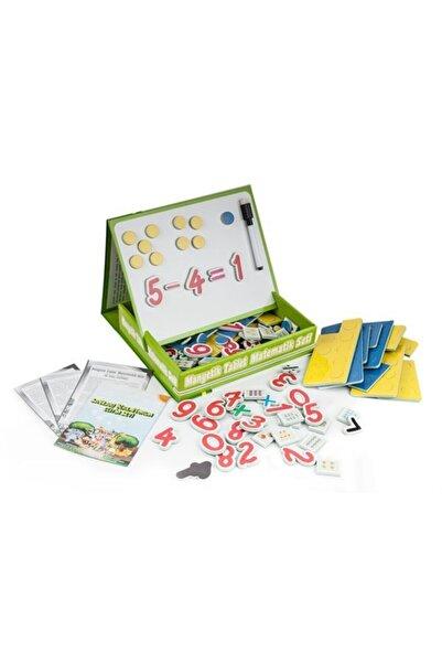 DIY Toys Manyetik Tablet Matematik Seti