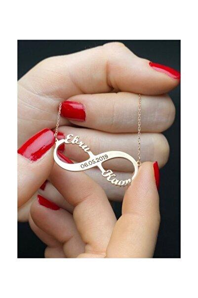 Carpediem Jewelry Isimli Sonsuzluk Kolye
