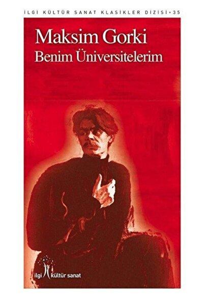 İlgi Kültür Sanat Yayınları Benim Üniversitelerim