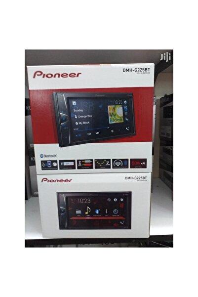 Pioneer Dmh-g225bt Double Teyp Bluetooth Lu Araba Teyibi