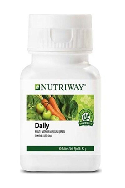 Amway Nutrıway™ Daily 60 Tablet
