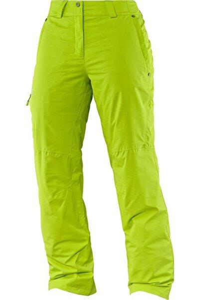 Salomon Kadın Yeşil Response Pantolon