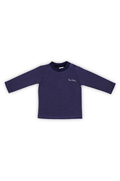 Pierre Cardin Baby Unisex Çocuk Lacivert T-Shirt