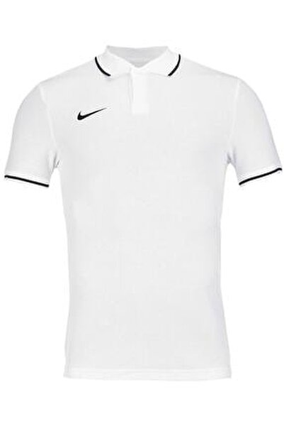 Erkek Beyaz M Polo Tm Club19 Polo Tişört Aj1502-100