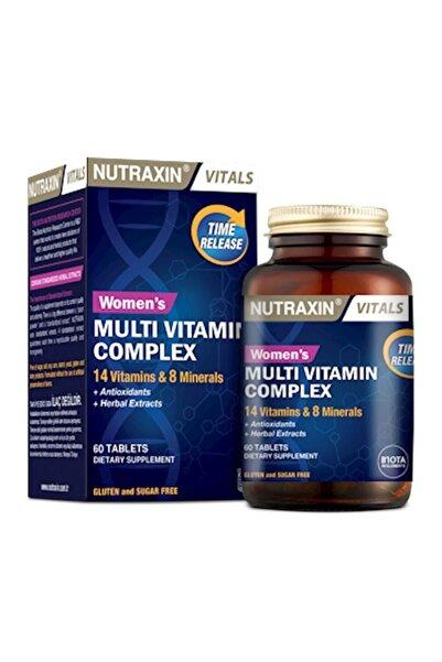 Nutraxin - Vitals Women's Multi Vitamin Complex 60 Tablet