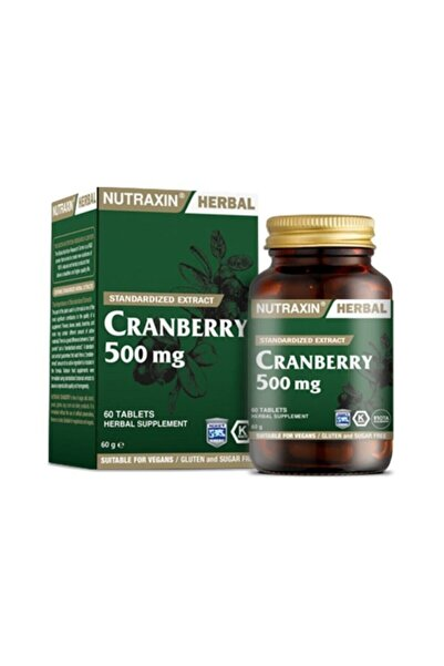 Nutraxin Cranberry 60 Tablet