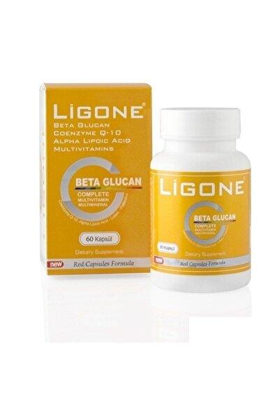 Ligone Beta Glucan Probiotic Multivitamin 60 Kapsül