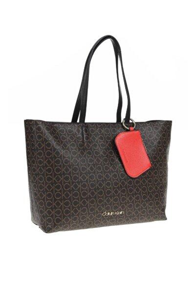 Calvin Klein Ck Must F 19 Med Shopper Mono