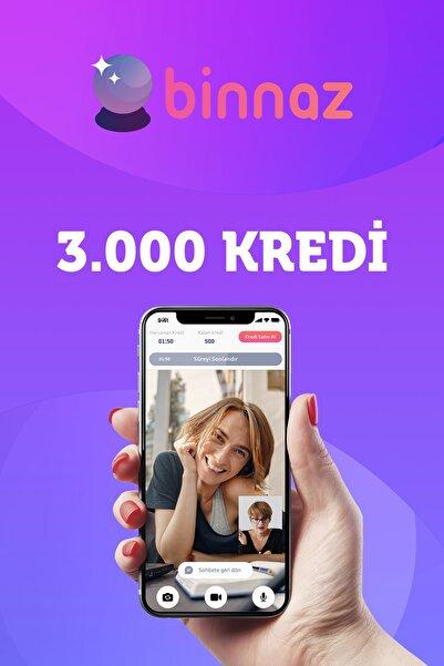 Binnaz 3.000 Kredi