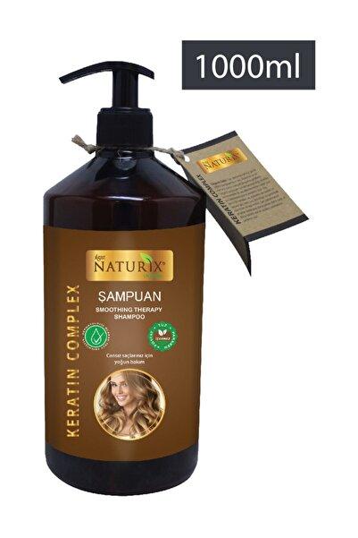 Naturix Bitkisel Şampuan Keratin Özlü 1000ml