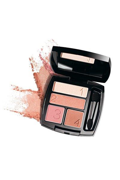 AVON True Perfect Wear Dörtlü Göz Farı - Rose Glow