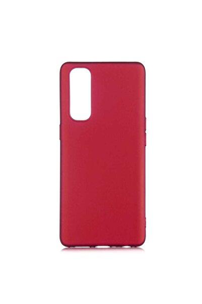 Oppo Reno 4 Pro Kılıf Mat Yumuşak New Style Soft Case