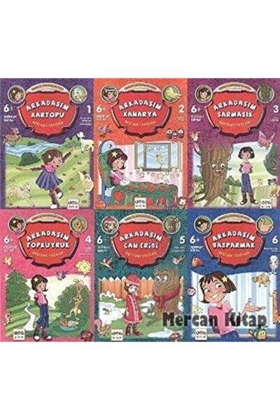 Nar Yayınları Sevimli Çocuklara Ceren ve Arkadaşları Dizisi 6 Kitap