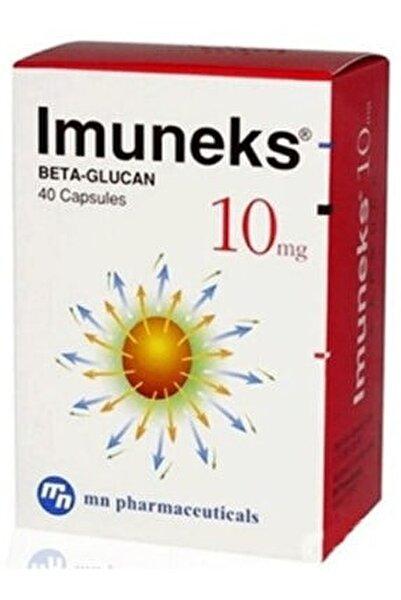 Farma Imuneks Beta-glukan 10mg 40 Kapsül