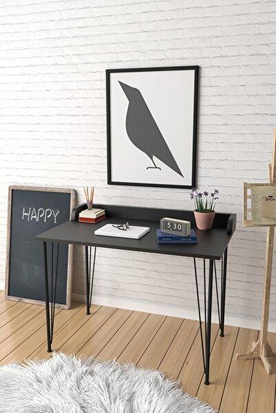Evdemo Siyah Eko Çalışma Masası