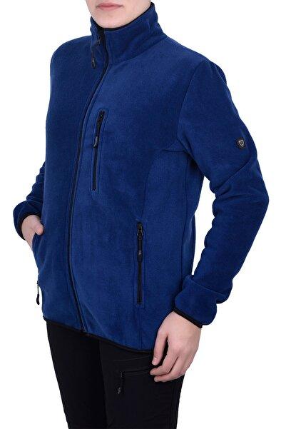 GHASSY CO. Kadın  Mavi Softshell Polar  869866011