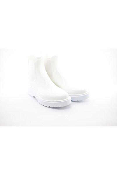 Nar Kadın Beyaz Yağmur Bot