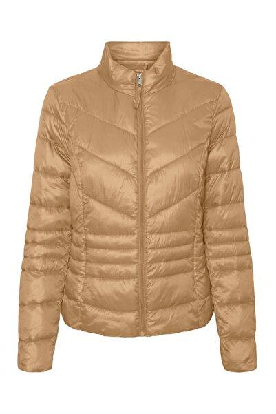 Vero Moda Sorayasiv Aw20 Short Jacket Boos Kadın Bej Mont 10230860-06