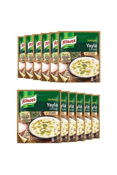 Knorr Yayla Çorbası 72 Gr X 12 Adet