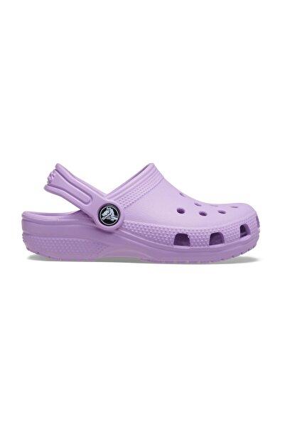 Crocs Kids Mor Classic Clog K Çocuk Sandalet